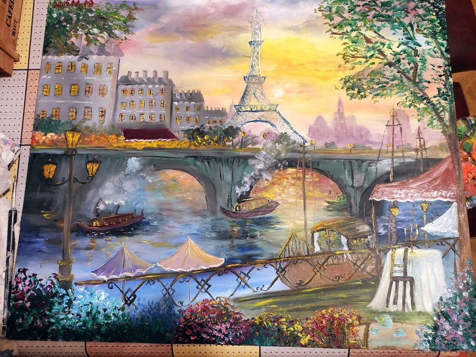 Картина Полтава - изображение 1