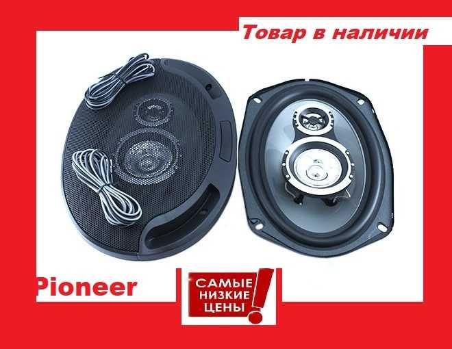 Автомобильная акустика, колонки PIONEER TS-A6973E