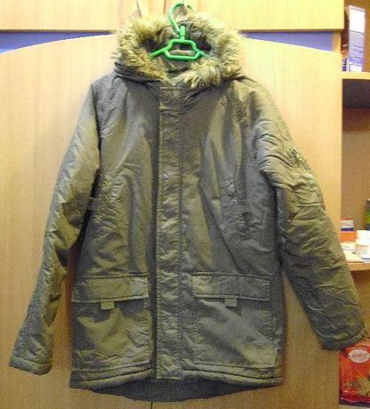 Куртка-парка весна-осень, мальчик