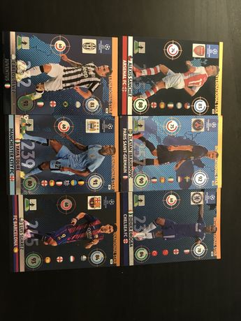 International star Champions league 2014/2015