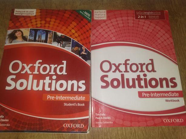 Oxford solutions pre- intermediate