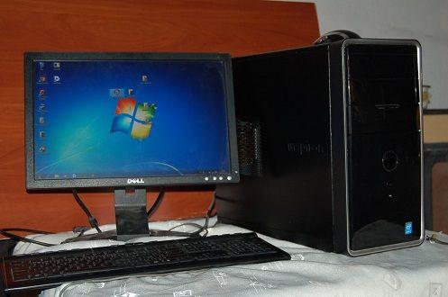 komputer quad intel i5 3470 komplet