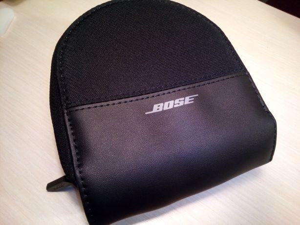 Сумка Bose club edition для наушников, комбинированная отделка, новый