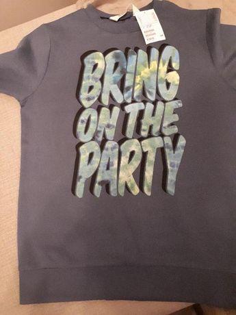 Sprzedam bluzę chłopięcą marki H&M