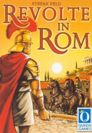 Roma Revolte in Rom - gra planszowa NOWA (folia) Stefan Feld DE