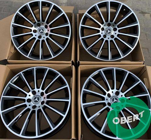 Новые диски 5*112 R18 на Mercedes Benz C E W213 S Class Glc Gla