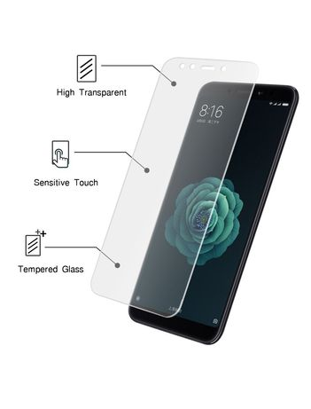 Protetor ecrã Vidro Temperado Xiaomi Mi A2 - NOVA