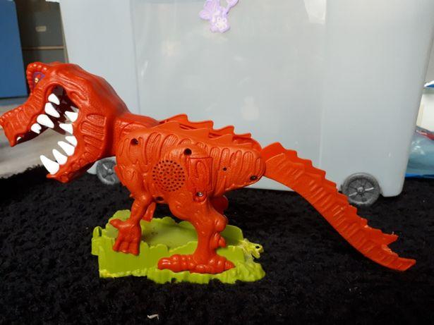 Dinozaur interaktywny HOT Whalls