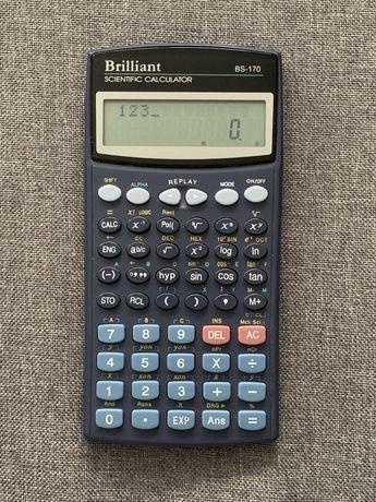 Инженерный калькулятор Brilliant BS-170