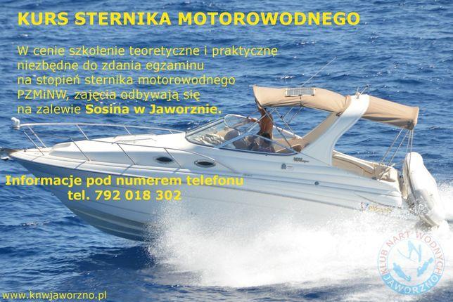 Kurs Sternik Motorowodny I Holowanie