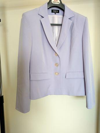 Casaco blazer lilás 40
