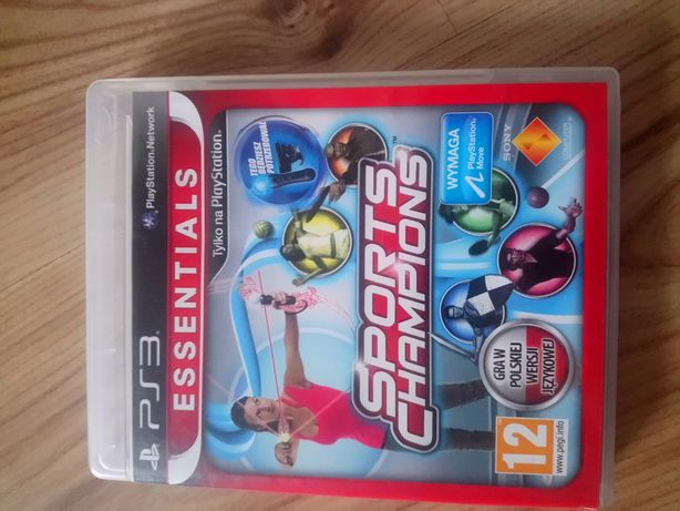 Gra ps3 Sports Chamiopns