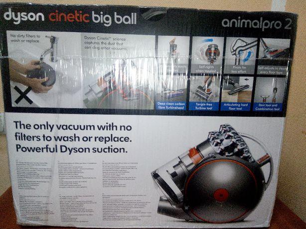 Пилосос Dyson CY26 Cinetic Big Ball Animal Pro 2 .Новый- в наличии.