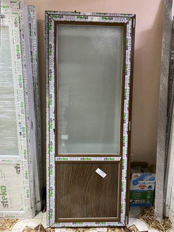 Металопластикові двері( безплатна доставка по тереторії України)
