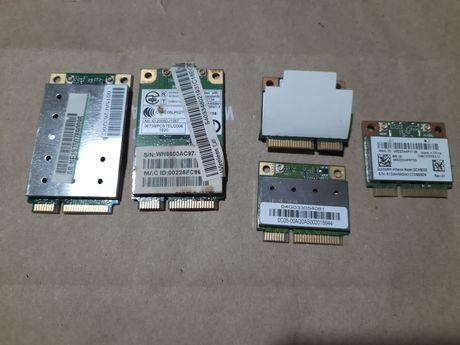 Placas de Rede Wifi internas para portáteis