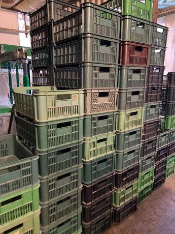 Skrzynki pojemniki plastikowe 15kg