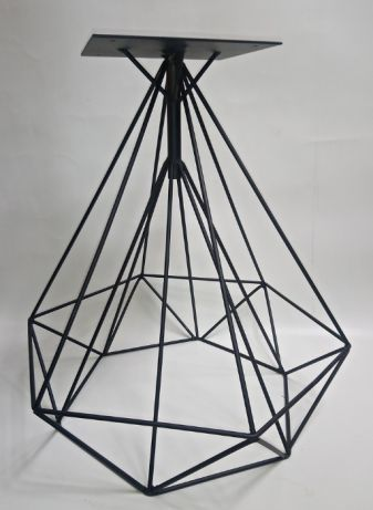 Metalowe nogi do stołu stolik kawowy designe hairpin loft rustykalne
