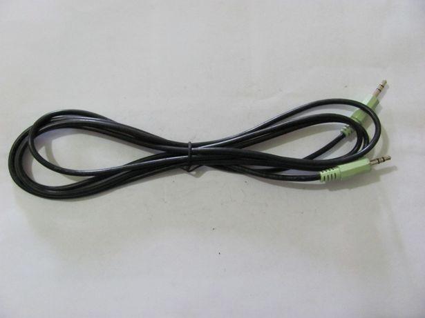 Аудио-кабель mini-jack 3.5мм(M) to mini-jack 3.5мм(M)