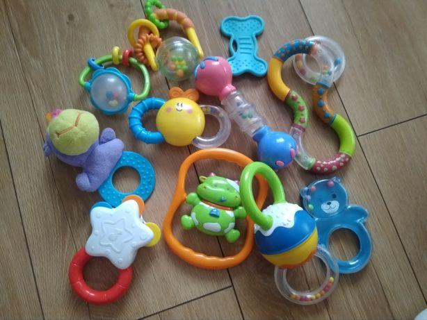Gryzaki i zabawki