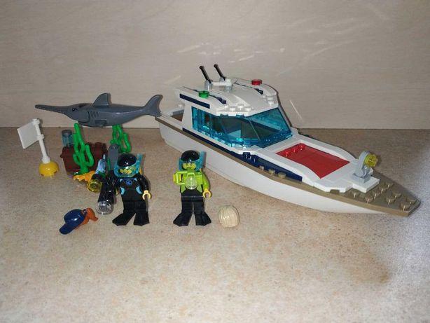 Lego Original Яхта для дайвинга (60221)