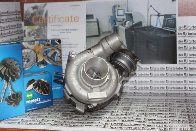 Turbina Turbosprężarka Nissan Qashqai/ X-Trail 150KM 773087