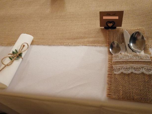 Ozdoby weselne, ślubne, winietki na stół, wizytówki, różne wzory