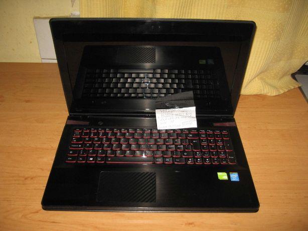 Laptop Nowy gamingowy Lenovo dwie karty GeForce!! i7 4 gen!