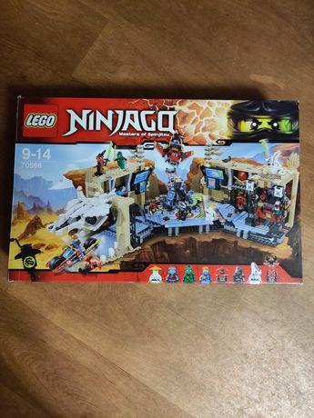 Огромный Lego Ninjago 70596 б/у