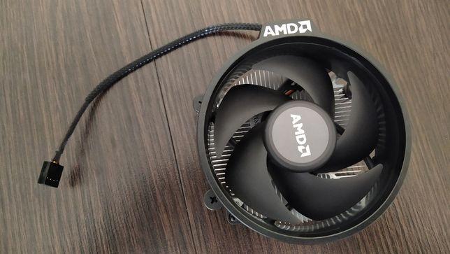Chłodzenie AMD RYZEN 5 - NOWE - (wysyłka gratis - InPOST-Paczkomat)