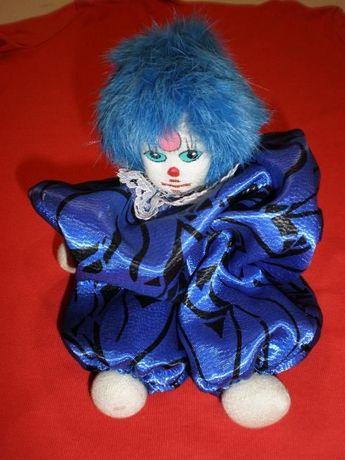 Клоун- коллекционная игрушка ,сувенир