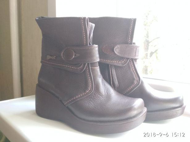 Полусапожки ( ботинки) Bronx размер 36