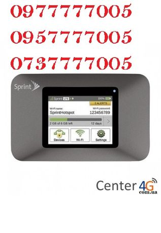 Sierra 781 Netgear 771 791 3G CDMA+GSM LTE Wi-Fi 4G модем 3G роутер