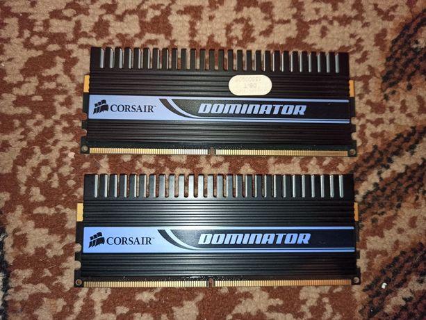 Оперативная память Corsair dominator