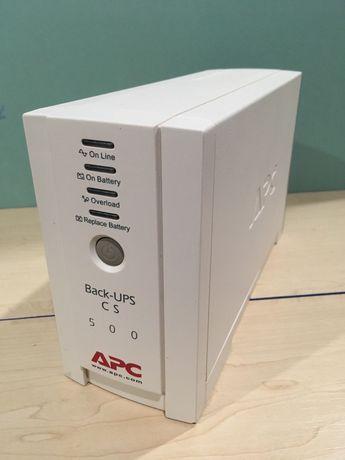Продам ИБП АРС Back-UPS 500va
