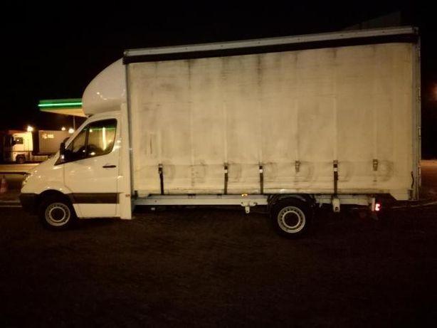 Przeprowadzki transport mebli , okien , maszyn Polska-Niemcy-Belgia