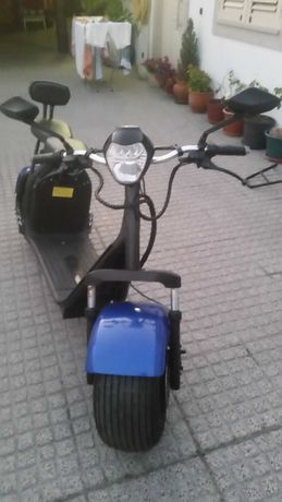 Scooter electrica Citycoco 2000w