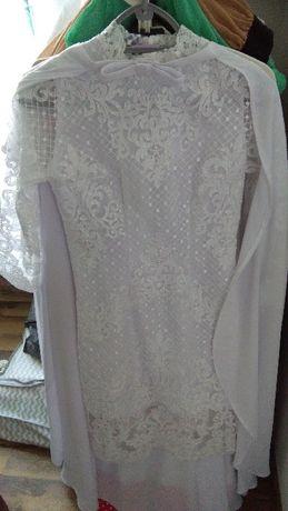 suknia slubna na przebranie lub slub cywilny