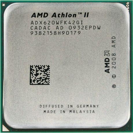 AM2+/AM3 Athlon ii x4 620,630,635,640,645 2.6 Mhz 95W есть опт