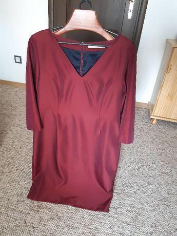 sukienka wizytowa cupriak 44