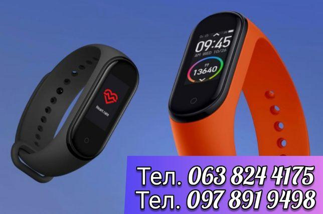Xiaomi Mi Band 4 спортивный браслет смарт часы фитнес трекер ксиоми M4