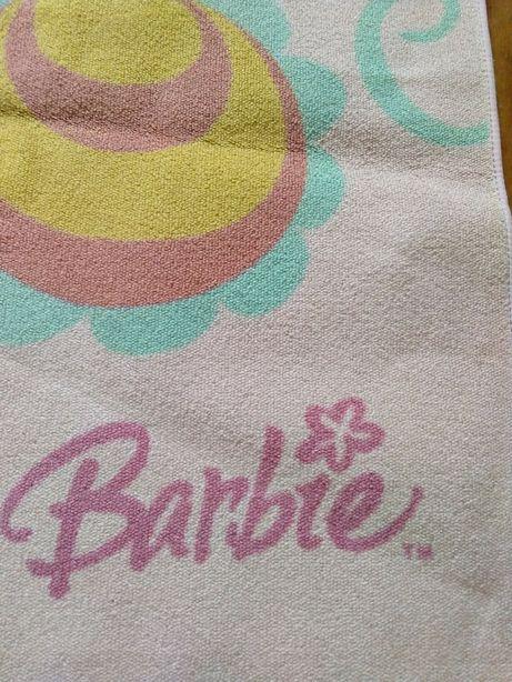 Carpete da Barbie