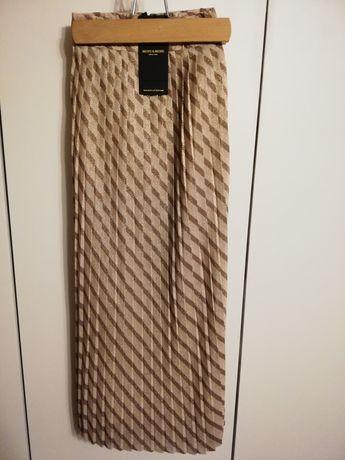 Spódnica plisowana More&More 42