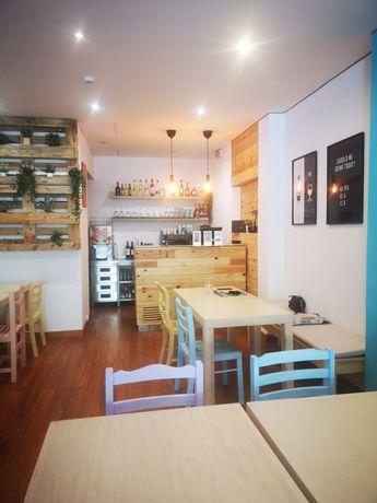 Trespasse Café/Pastelaria