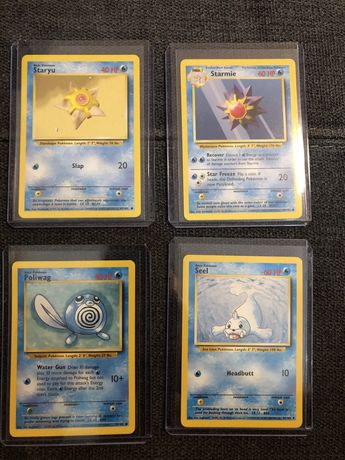 Karty Pokemon Base Set