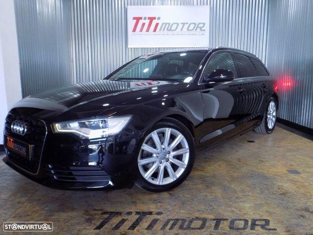 Audi A6 Avant 2.0 TDi Advance Multitronic