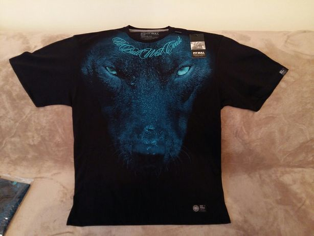 Koszulki męskie Pit Bull