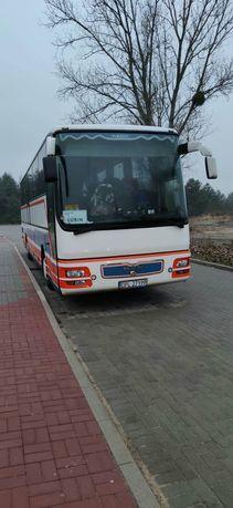 Автобус МAN lion Star a03