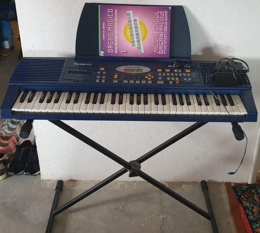 Roland EM-20 teclado sintetizador