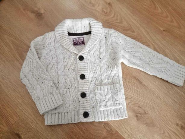 Piękny sweterek 12-18 mies