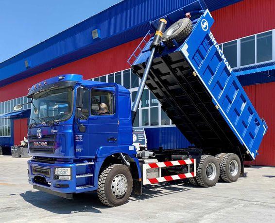 Самосвал Шакман (Shacman) 6x4 30 тонн
